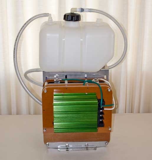 Hydrogen Kit for Engines Above 20 Liters