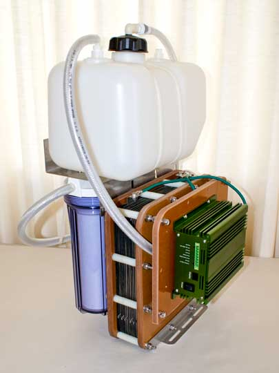 Hydrogen Kit for Small Commercial Engines
