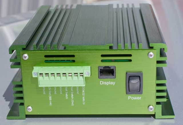 100 Amp Commercial PWM with LCD Controller