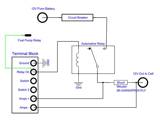 Important: Miniumum Safety Circuitry For HHO Installs on